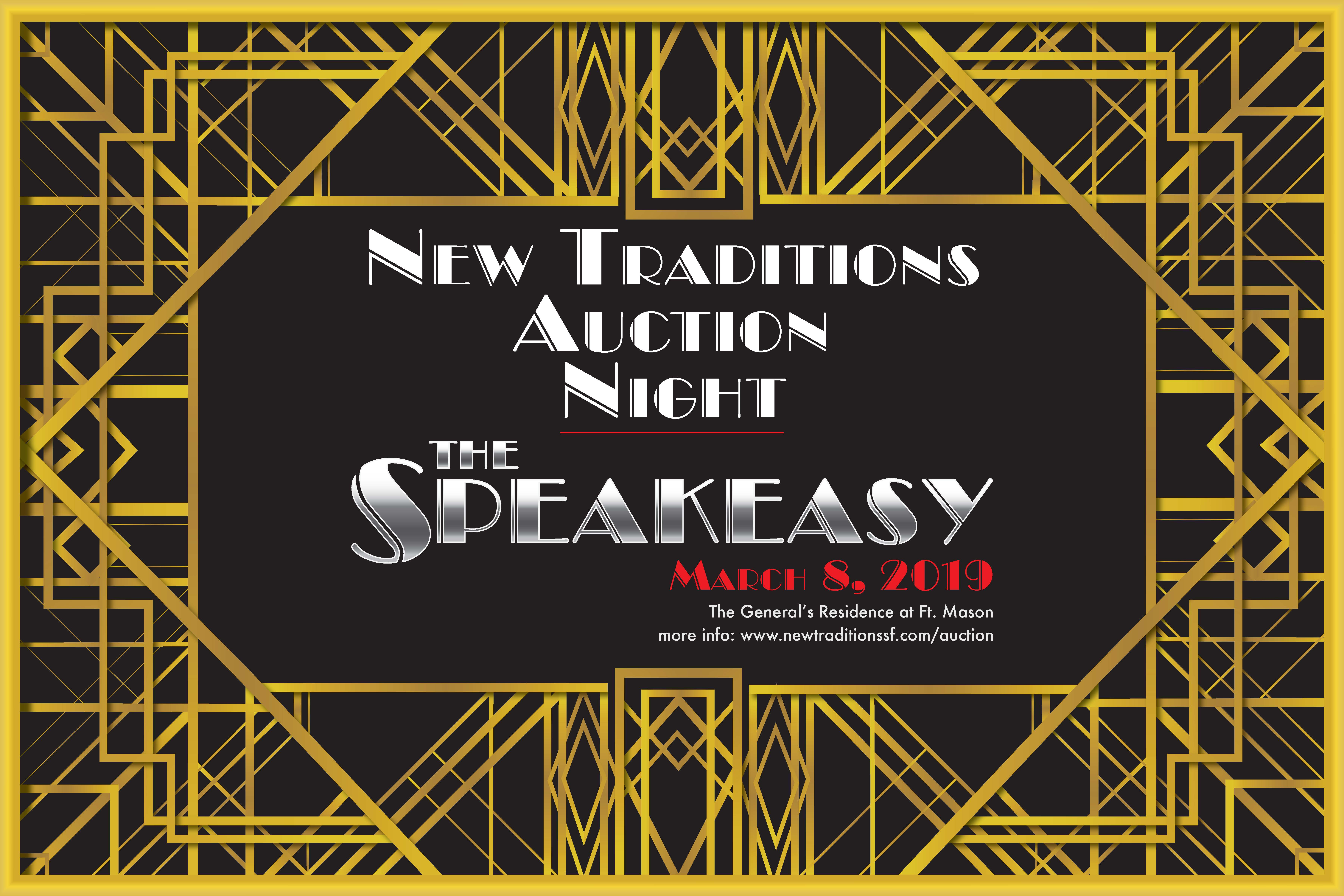 New Traditions Auction Night
